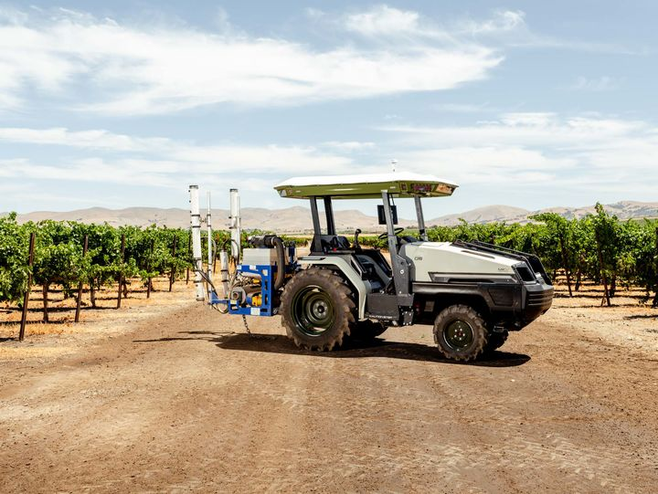 Electric tractors receive growing interest as startups reach market