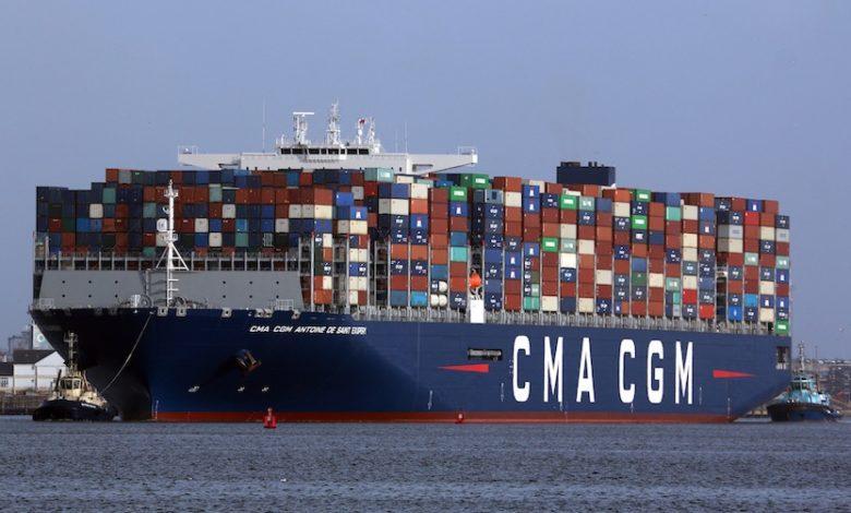 CMA CGM caps freight rates amid market turmoil