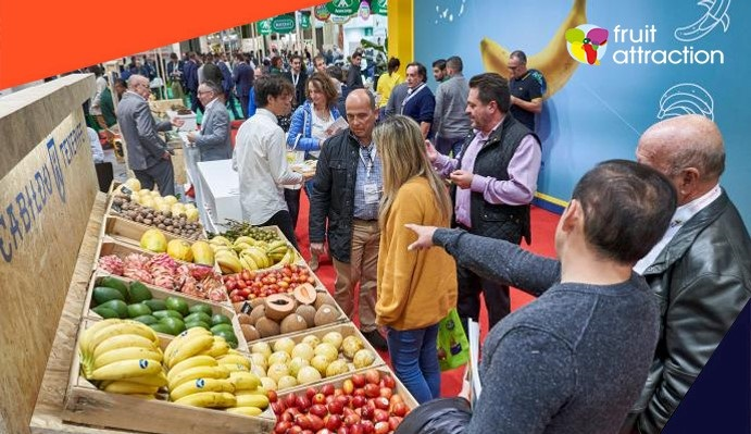 Fruit Attraction has already registered 1,200 exhibiting companies to take part