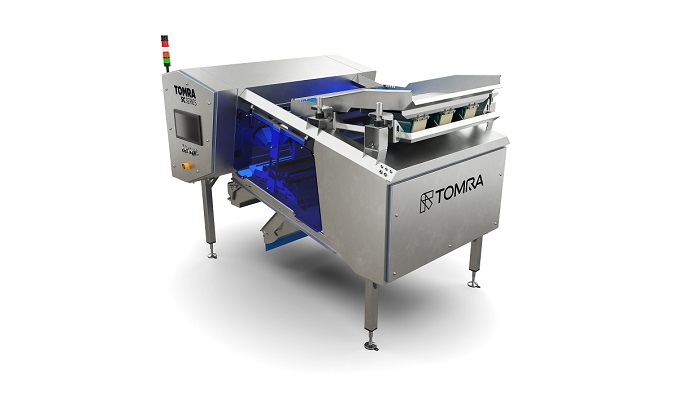 TOMRA 5C gives hazelnut producer a competitive advantage targeting high-quality export markets
