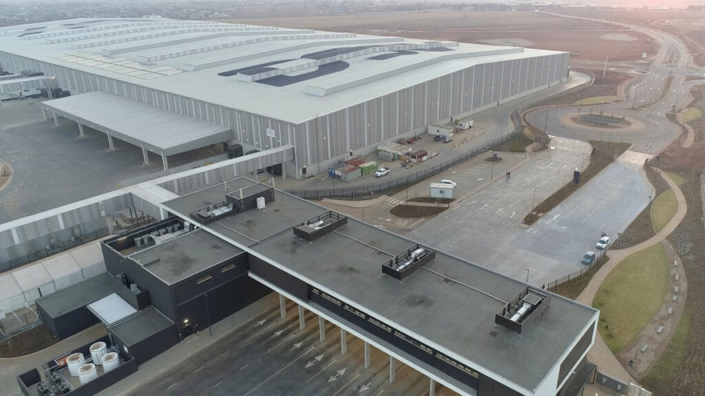 'Largest integrated logistics center' inaugurated in Africa