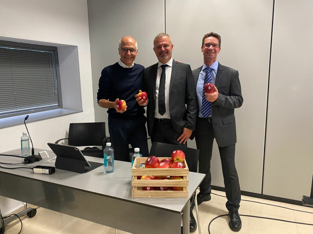 The Brazilian Apple Project launches at Fruit Attraction