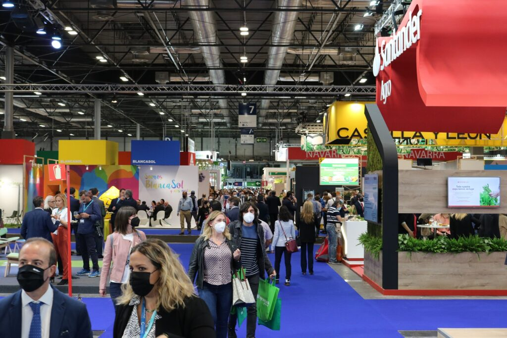 Fruit Attraction 2021 in photos: Day one